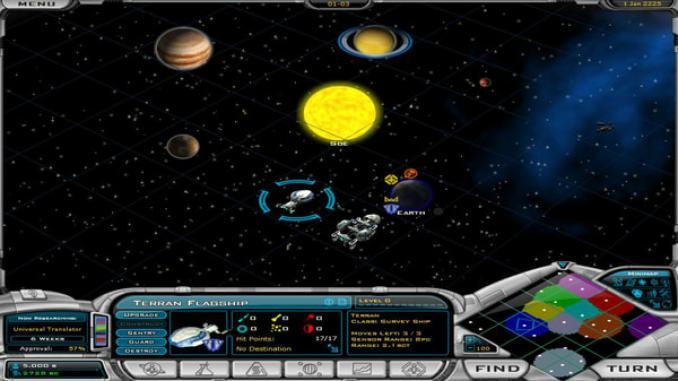 Galactic Civilizations II: Ultimate Edition screenshot 3