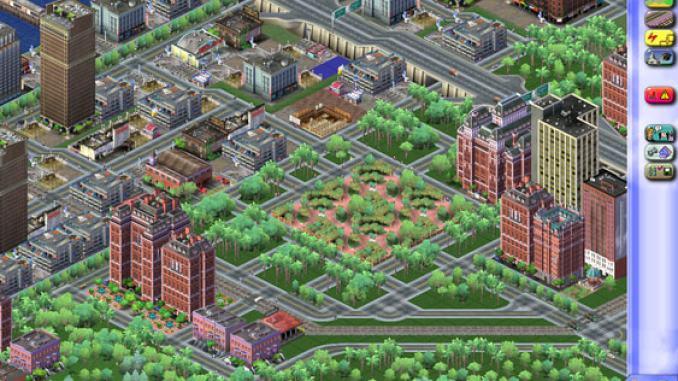 SimCity 3000 Unlimited screenshot 1