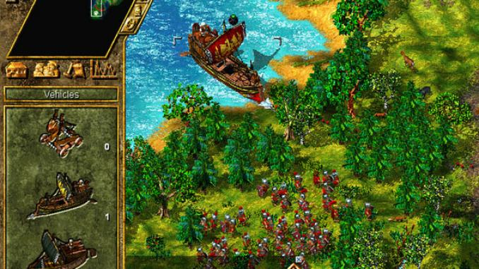 The Settlers 4: Gold Edition screenshot 1