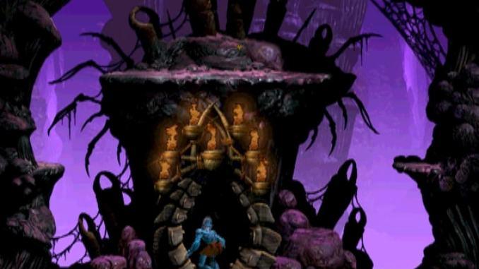 Oddworld: Abe's Exoddus screenshot 1