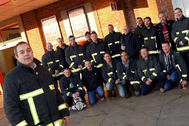 Yorkshire firefighters are asking for fairer funding to help them cope with future floods