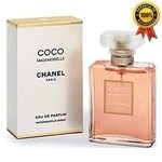 Perfume Feminino Coco Mademoiséllé Chanél 100ml Eau de Parfum