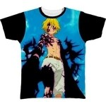 Camiseta camisa meliodas nanatsu no taizai série anime 05