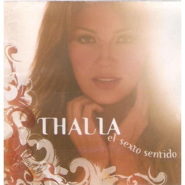Cd Thalia - El Sexto Sentido nas americanas