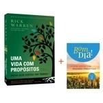 Kit Livro Uma Vida Com Propósitos Ed. Expandida + Bom Dia Vol.2