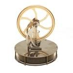 Baixa Temperatura Stirling Motor Modelo Física Educação Motor Calor Vapor 250