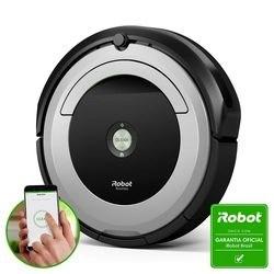 Roomba 690 – Robô Aspirador de Pó Inteligente Bivolt iRobot
