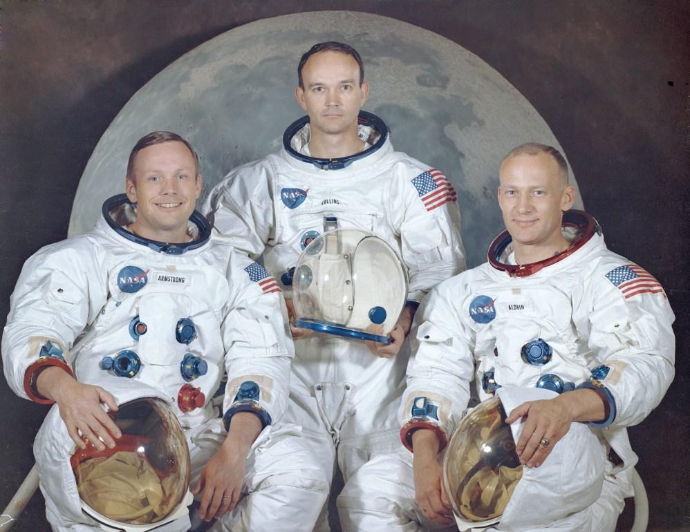 Revivez et célébrez les premiers pas sur la Lune #Apollo50