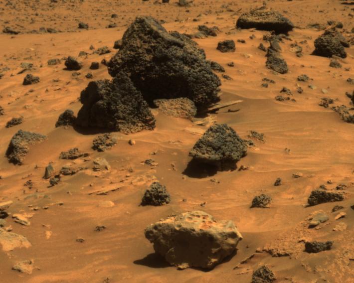 كوكب المريخ