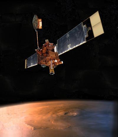 Mars Global Surveyor, NASA®