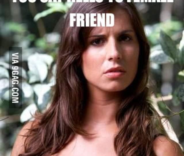 Latina Girlfriend Is Angry