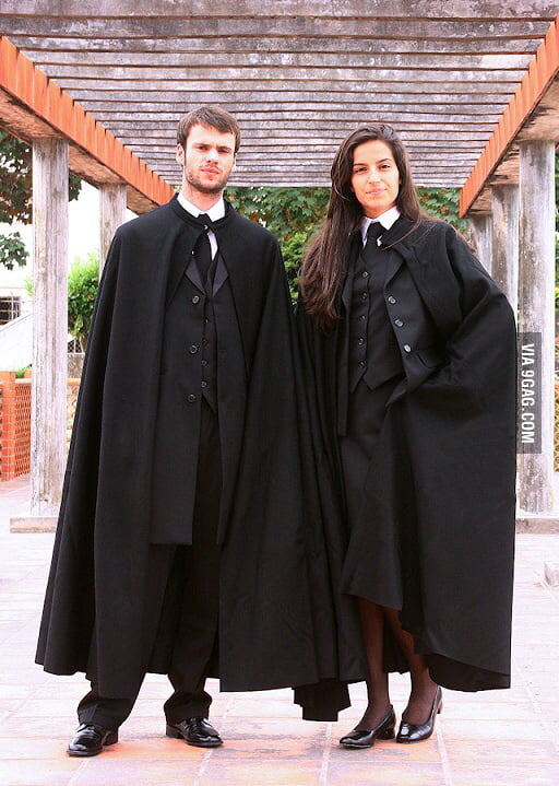 This Is How University Students Dress In My Country And