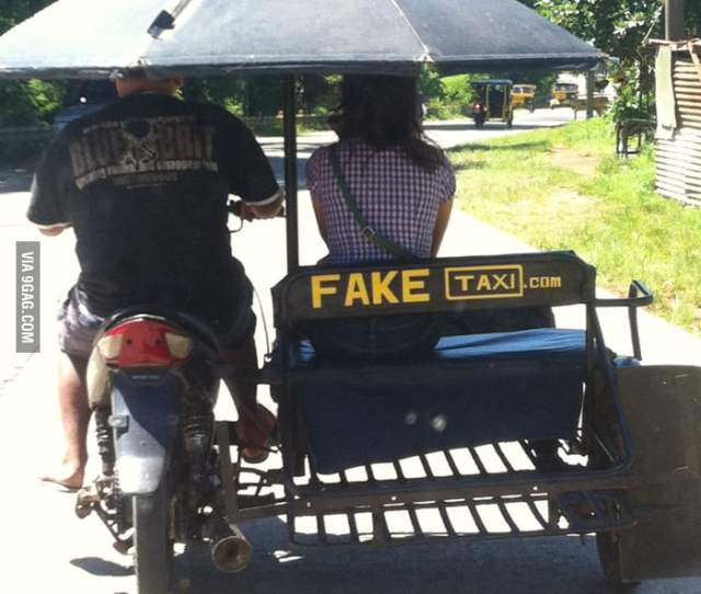 Fake Taxi Philippines Version