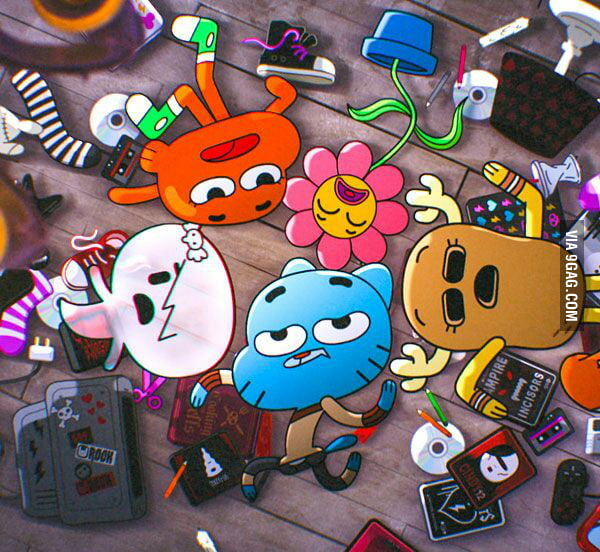 The Amazing World Of Gumball One If The Most Underrated
