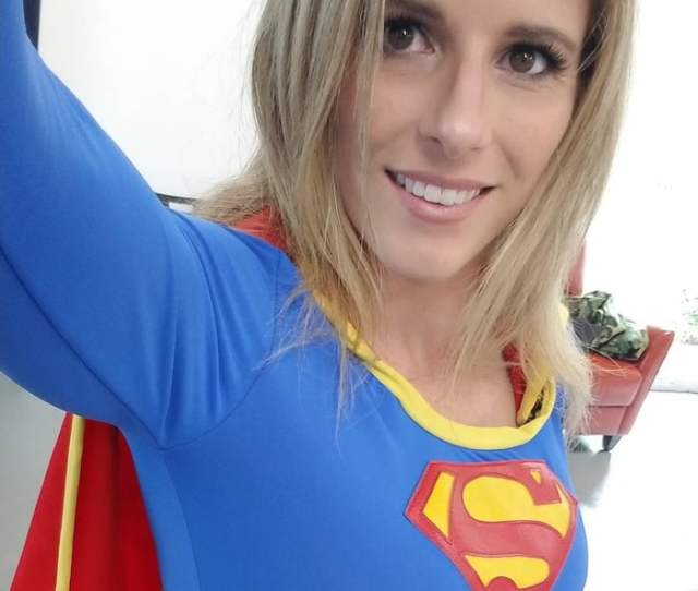 The Artist Known As Cory Chase Audrey Leon As Superwoman