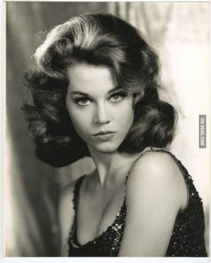 Image result for jane fonda young