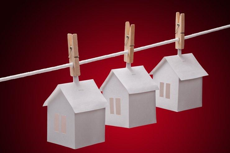 В первом квартале объем ввода жилья увеличился