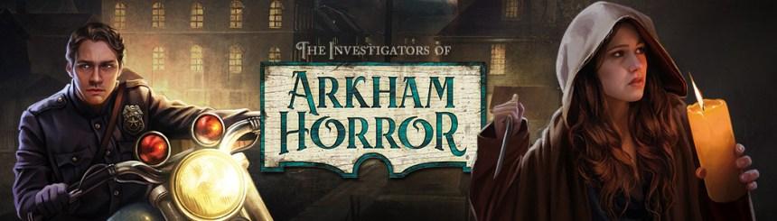 Image result for the investigators of arkham horror