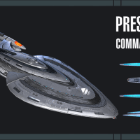 STAR TREK ONLINE | the command battle cruiser the third sister – Presidio Class….?