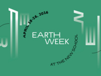 Earth Week at The New School