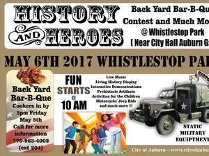 Auburn History & Heroes