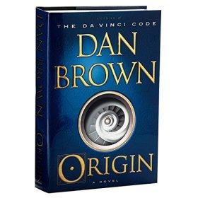 【中商原版】 本源 起源 英文原版 英文小说 推理小说 Origin 丹布朗 Dan Brown 达芬奇密码系列 第5部小说 兰登教授系列