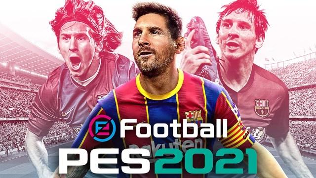 PES 2021 Lionel Messi Barcelona