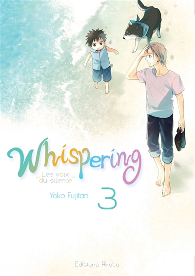 Whispering : les voix du silence, Tome 3