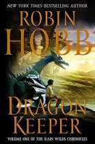 Dragon Keeper, US cover