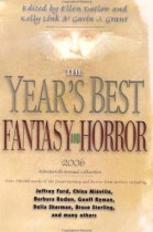 Datlow, Link & Grant year's best fantasy cover