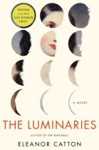 The Luminaries cover