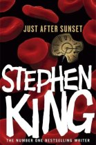 Just After Sunset UK cover
