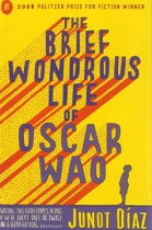 Oscar Wao, UK cover