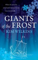 Giants of the Frost, UK cover