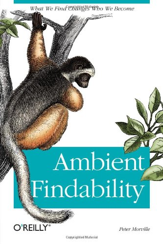 Ambient findability front cover