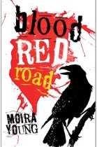 Blood Red Road UK cover