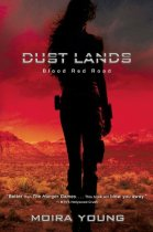 Blood Red Road US cover