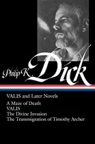 VALIS and Later Novels cover