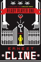 Ready Player One UK cover