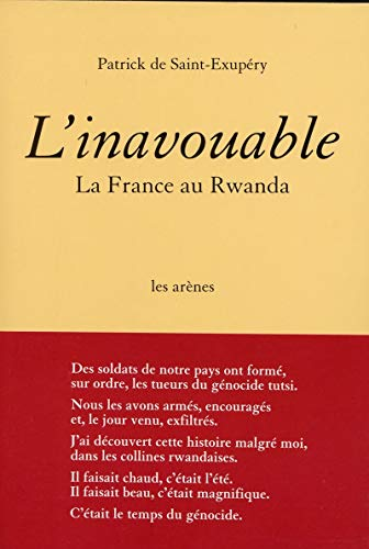 Undisclosable (France in rwanda)