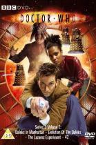 Doctor Who S3 vol 2 cover