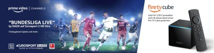 Bundesliga Raffle Promotion