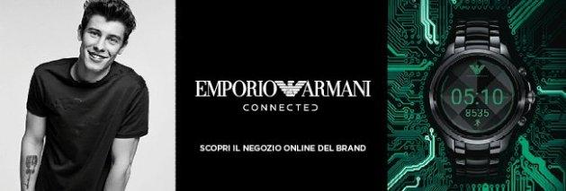 logo di Armani
