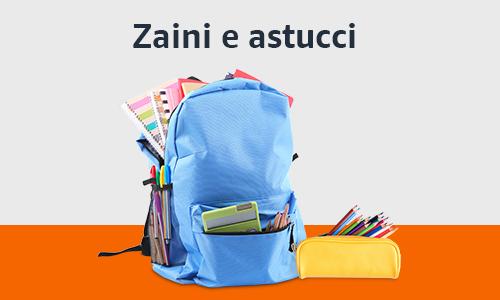 Sconti Zaini e astucci Amazon