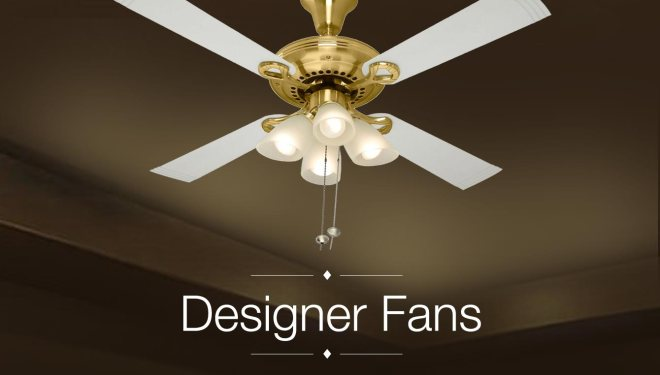 Designer Fans