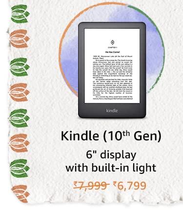 Kindle 10th Gen