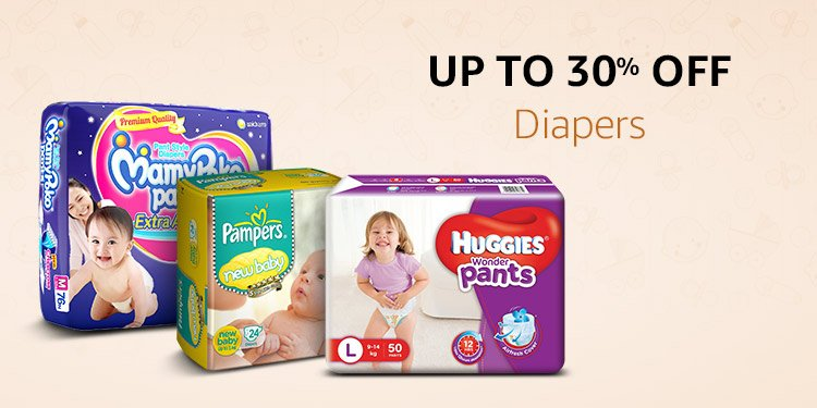 Baby Diaper under BABY AND MOTHER ESSENTIAL TIPS