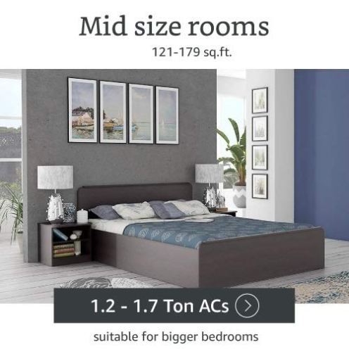ACs for mid size room