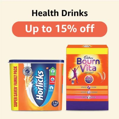 Health Drinks
