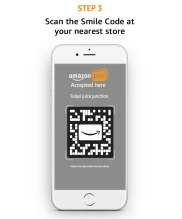 Scan the Smile Code at your nearest store